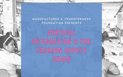 054. Manufactured x Transformers Foundation:  Three Suppliers on Why They've Vertically Integrated & How it Shapes Sustainability Strategy